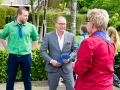 Ger Koopmans is oud voorzitter van Scouting Nederland