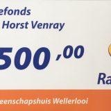 Donatie Rabobank Coöperatiefonds