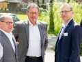 Ger Koopmans, Wim van Osch (Koninklijk Nederlandse Heidemaatschappij), Maurice Bergmans