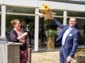 De Basisschool biedt een bijdrage aan voor de nieuwe buiteninrichting